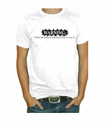 Warning Attitude T-Shirt