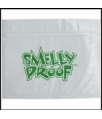 """Smelly Proof Bags 10 Pack of Small 6"""" x 4"""" Clear Bags"""