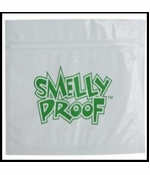 """Smelly Proof Bags 100 Pack of Small 6"""" x 4"""" Clear Bags"""