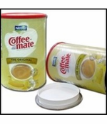 Jumbo Sized Coffee-Mate Diversion Can Safe