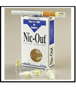 Nic-Out Nicotine Reducing Cigarette Filters (30 Pack)