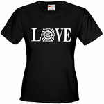 LOVE FD Women's T-Shirt