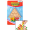 Tricky Wooden Triangle Solitaire Peg Game