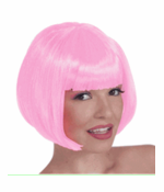 Colored Wigs - Light Pink Wig