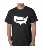 America is Home Men's T-Shirt