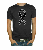 POW MIA Ribbon T-Shirt