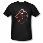 The Dark Knight Rises Ready to Punch Men's T-Shirt