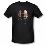 The Dark Knight Rises Painted Bane Men's T-Shirt