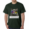 Spaced Mood Cat Men's T-shirt