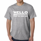 Hello - From The Dark Side Men's T-shirt