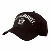 Embroidered Official Jack Daniel's No 7 Velcro Hat