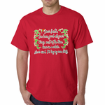 Dear Santa, I've Been Good Men's T-shirt