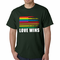 Love Wins - Gay Marriage Equality Men's T-shirt