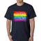 Rainbow Love Wins Gay Marriage Equality Men's T-shirt