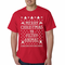 Merry Christmas Ya Filthy Animal Men's T-Shirt