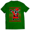 Dabbing Santa Ugly Christmas Men's T-shirt
