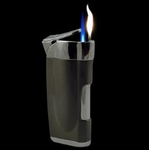 Two Touch Dual Flame Torch Lighter