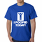 I Pooped Today Men's T-shirt