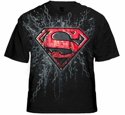 Superman Mass Affliction II T-Shirt