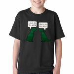 I Love You This Much Funny T-Rex Kids T-shirt