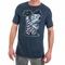 Bob's Big Boy Men's T-shirt Slate Blue