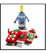 Ugly Wine Bottle Sweater (Assorted)