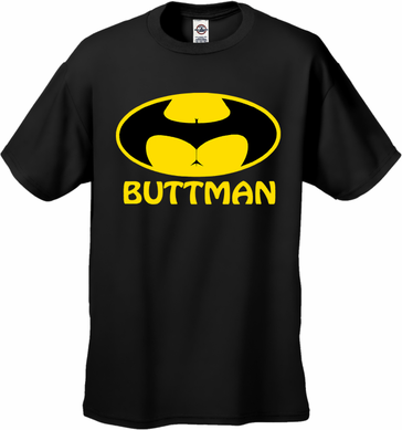 Buttman Men's T-Shirt