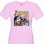 African American Sports Heroes Women's T-Shirt