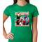 Full Color African American Heroes Women's T-shirt