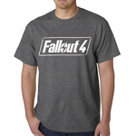 Fallout 4 Pip-Boy Logo Men's T-shirt