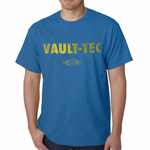 Official Fallout Vault-Tec Distressed T-shirt