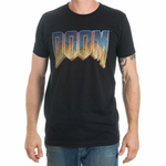 Official Doom Logo Men's T-Shirt