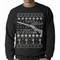 Ugly Sweater Shoot Your Eye Out Crewneck
