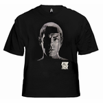 Star Trek XI Spock Shadows T-Shirt