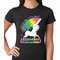 Look It's A Magical F*ckunicorn Funny Women's T-shirt