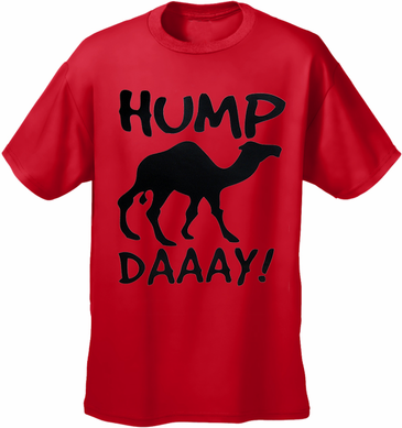 Kids Hump Day Camel Kids T-Shirt