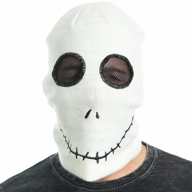 Official Nightmare Before Christmas Jack Ski Mask