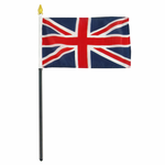 4x6 Inch United Kingdom Flag