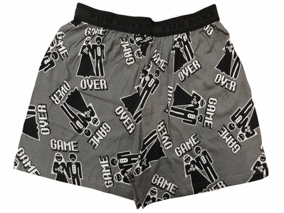 Game Over Boxer Shorts