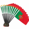 4x6 Inch Portugal Flag (12 Pack)