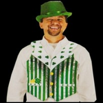 St. Patrick's Day Irish Party Vest