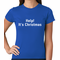 Help! It's Christmas Funny Holiday Women's T-shirt