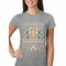 Ugly Christmas Sweater - Sexy Stripper on a Pole Women's T-Shirt