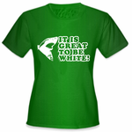 It Is Great To Be White T-Shirt