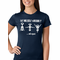 Holiday Workout Funny Women's T-Shirt
