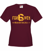 For6iven LeBron James Cleveland Cavaliers Women's T-Shirt