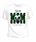 Soccer Mom And Proud Of It T-Shirt