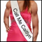 Caitlyn Jenner Costume Sash - Call Me Catilyn Bruce Jenner Costume Accessory