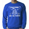 The Constitution Limits The Government Crewneck