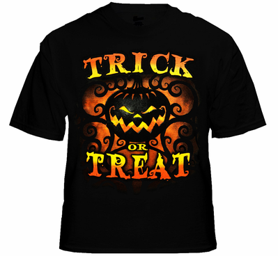 Halloween Shirts - Trick Or Treat Men's T-Shirt